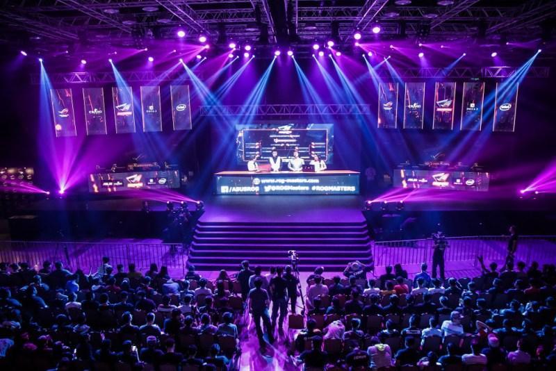 ASUS Republic of Gamers anuncia el torneo ROG Masters 2017 - rog-masters-800x534