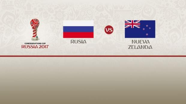 rusia vs nueva zelanda confederaciones 2017 televisa deportes Rusia vs Nueva Zelanda, Inauguración Confederaciones 2017 | Resultado: 2 0