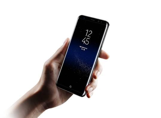 La pantalla de Galaxy S8 recibe la puntuación más alta jamás otorgada - samsung-pantalla-de-galaxy-s8