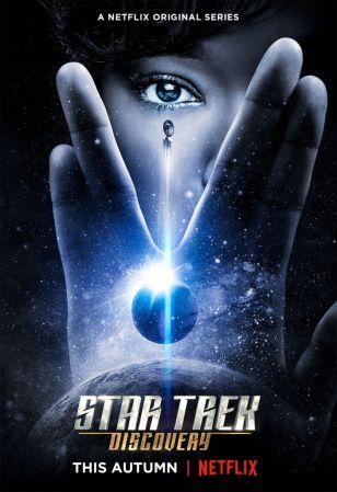 STAR TREK: DISCOVERY se estrena en Netflix el 25 de Septiembre