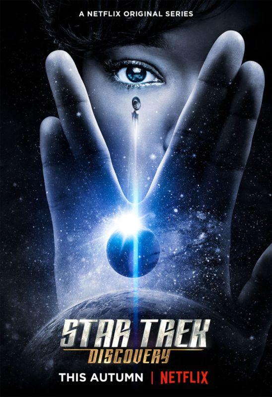 star trek discovery netflix 548x800 STAR TREK: DISCOVERY se estrena en Netflix el 25 de Septiembre