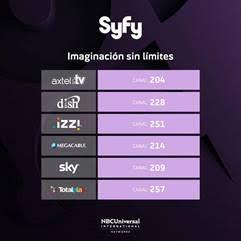 syfy mexico canales Syfy anuncia el estreno de la tercera temporada de Dark Matter