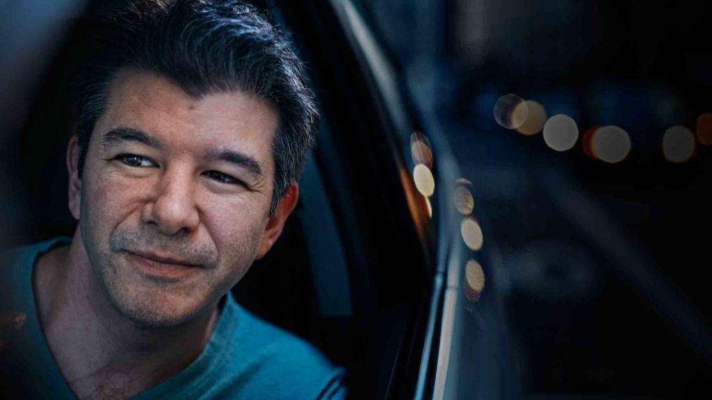 Travis Kalanick presenta su renuncia como CEO de Uber - travis-kalanick-smile