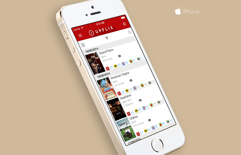 Upflix: Conoce los estrenos de Netflix conforme se agregan al catálogo - upflix-todos-estrenos-netflix