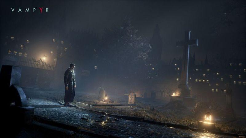 Vampyr, el oscuro juego de acción anuncia su lanzamiento en Noviembre - vampyr_2-800x450