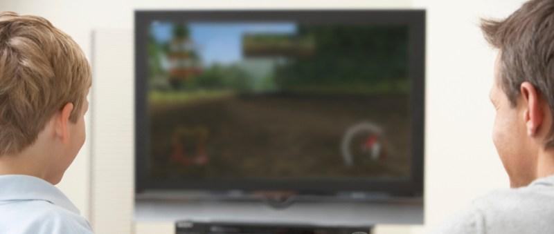 videojuego papa hijo 800x339 Gadgets para papás gamers profesionales