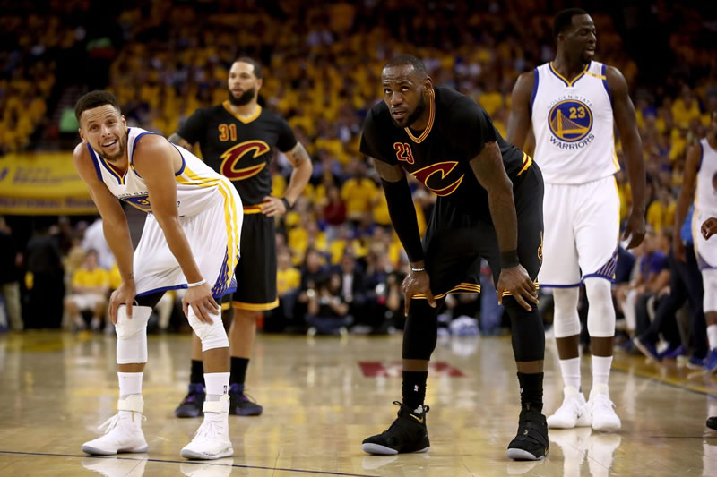 Warriors vs Cavaliers, Juego 3 Final NBA 2017 | Resultado: 118-113 - warriors-vs-cavaliers-juego-3-final-nba-2017