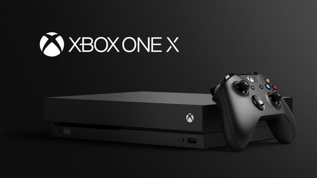Xbox One X: Project Scorpio ya tiene nombre, fecha de salida y precio - xbox-one-x-hero