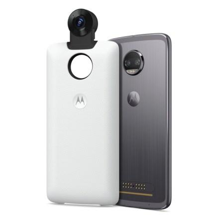 Motorola lanza el Moto Z2 Force y nuevo Moto Mod: 360 Cámara - 360-camera-moto-mod-moto-z2-force-edition_offsetcombo_lunargray