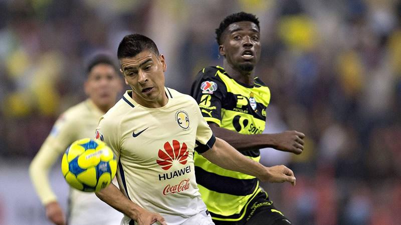 América vs Santos, Pretemporada AP2017 | Resultado: 3-2 - america-vs-santos-amistoso-2017-5-julio