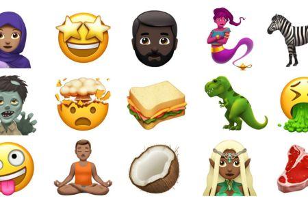 Apple presenta nuevos emojis que llegarán a finales de este año