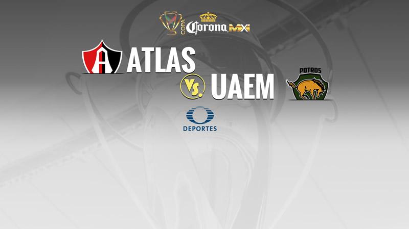 Atlas vs Potros UAEM, Jornada 1 Copa MX A2017 | Resultado: 2-1 - atlas-vs-potos-uaem-copa-mx-apertura-2017-tdn