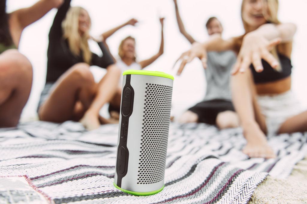 BRAVEN lanza bocina Bluetooth impermeable: Stryde 360 ¡sonido de 360 grados! - braven-stryde-360