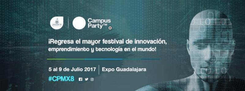 10 eventos imperdibles en este Campus Party 2017 - campus-party-2017-800x297