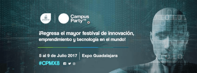 10 eventos imperdibles en este Campus Party 2017 - campus-party-2017-800x297