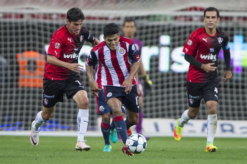 Chivas, en busca de opciones ofensivas ante Atlas en San Antonio