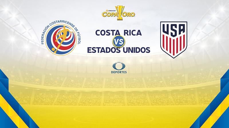 Costa Rica vs Estados Unidos, Semifinal Copa Oro 2017 | Resultado: 0-2 - costa-rica-vs-estados-unidos-copa-oro-2017-en-vivo