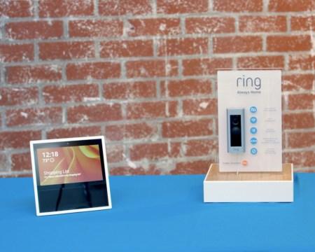 Los dispositivos Ring anuncian compatibilidad con Alexa de Amazon