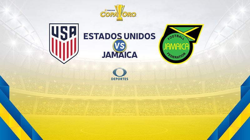 Estados Unidos vs Jamaica, Final Copa Oro 2017 | Resultado: 2-1 - estados-unidos-vs-jamaica-final-copa-oro-2017-en-vivo