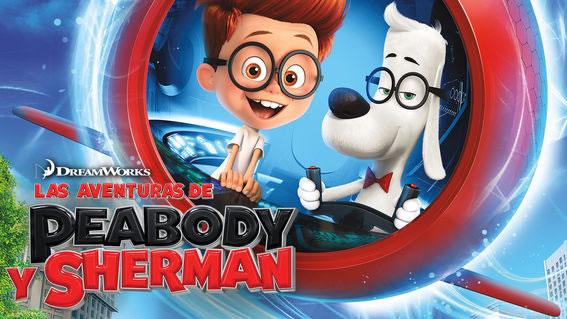 22 Estrenos en Netflix durante Agosto 2017 que tienes que ver - estrenos-netflix-agosto-2017-las-aventuras-de-peabody-y-sherman