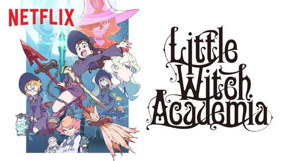22 Estrenos en Netflix durante Agosto 2017 que tienes que ver - estrenos-netflix-agosto-2017-little-witch-academia