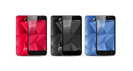 Fractal, un smartphone 4G que integra entrada dual SIM