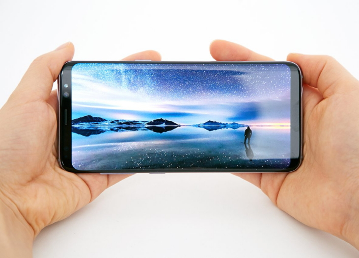 Galaxy S8 y S8+ rompen récords de ventas en América Latina - galaxy-s8-display-1
