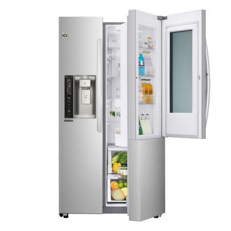 Línea premium de LG llega a México: pantalla LG Signature OLED W7 y refrigerador LG InstaView Door-in Door - instaview-door-in-door-gs73sxs_6-450x450