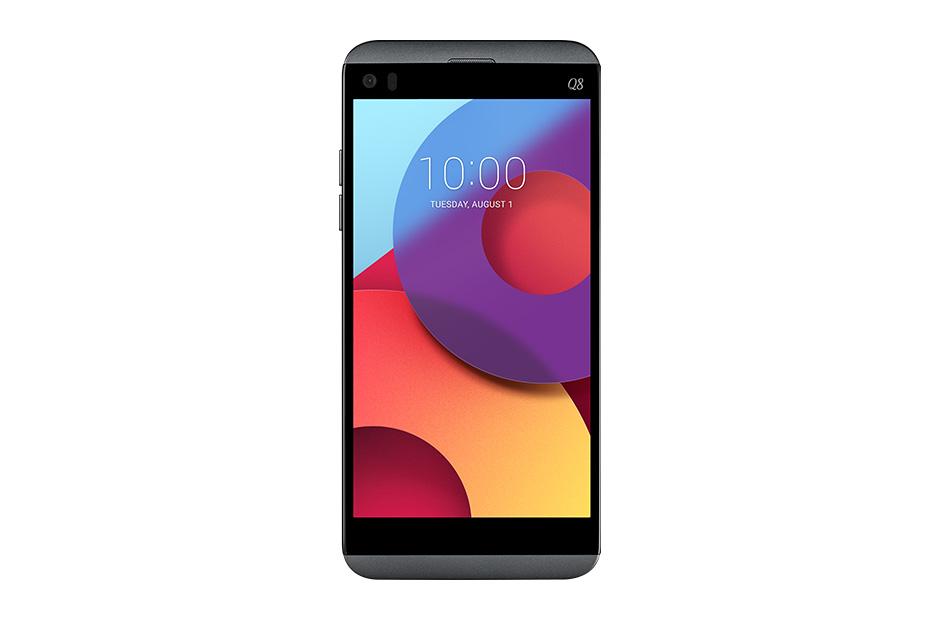 LG Q8 es la versión reducida del año pasado flagowca V20