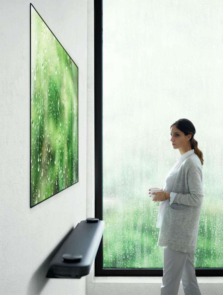 Línea premium de LG llega a México: pantalla LG Signature OLED W7 y refrigerador LG InstaView Door-in Door - lg-signature-oled-tv-w7