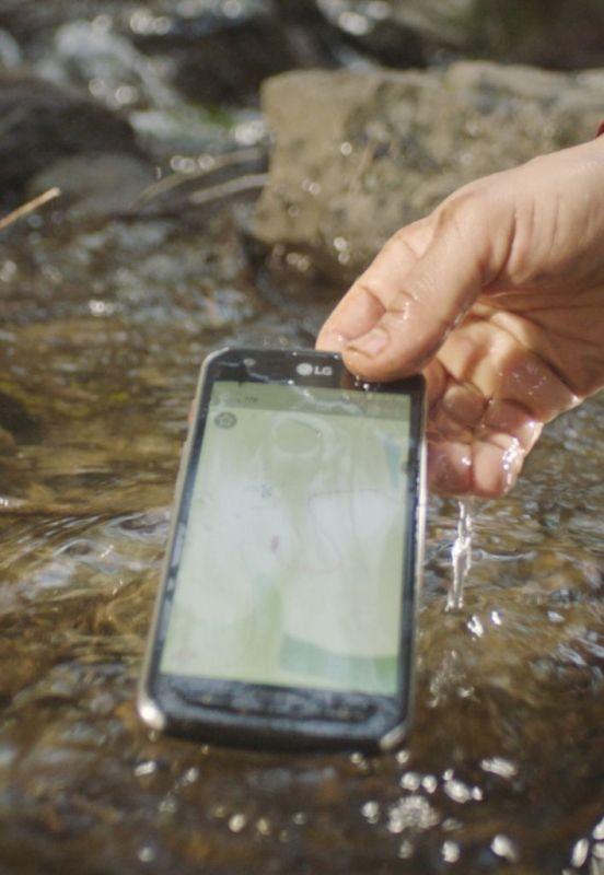 LG X Venture ya disponible en México ¡resistente al agua y al polvo! - lg-x-venture-02-552x800