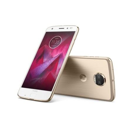 Motorola lanza el Moto Z2 Force y nuevo Moto Mod: 360 Cámara - moto-z2-force-edition_fine-gold