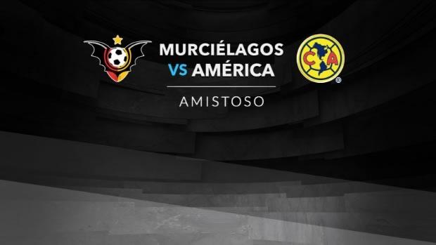 América vs Murciélagos, partido amistoso 2017 | Resultado: 1-2 - murcielagos-vs-america-amistoso-2017