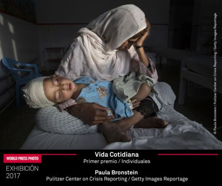 World Press Photo 2017 llegó al Museo Franz Mayer de la Ciudad de México - paula-bronstein