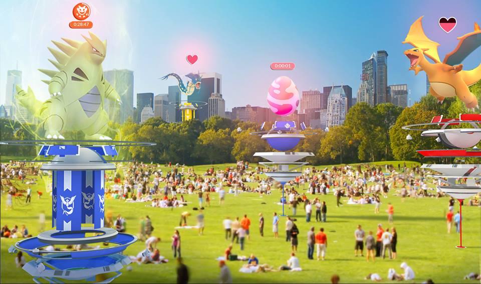 Niantic pospone los eventos Pokémon GO a realizarse en Europa - pokemon-go-event