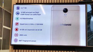 Polaroid Cosmo Q5s : características y precio - polaroid-cosmo-q5s-caracteristicas
