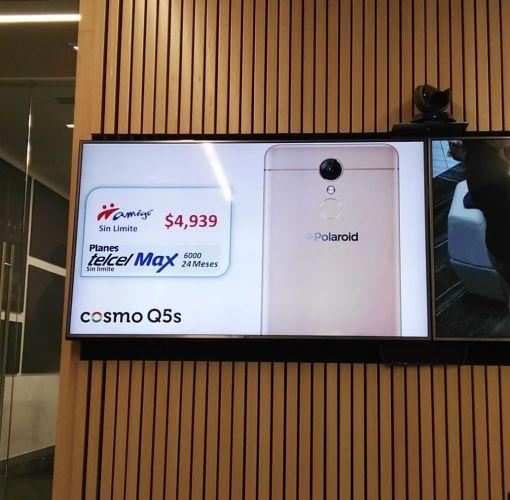 Polaroid Cosmo Q5s : características y precio - polaroid-cosmo-q5s_01