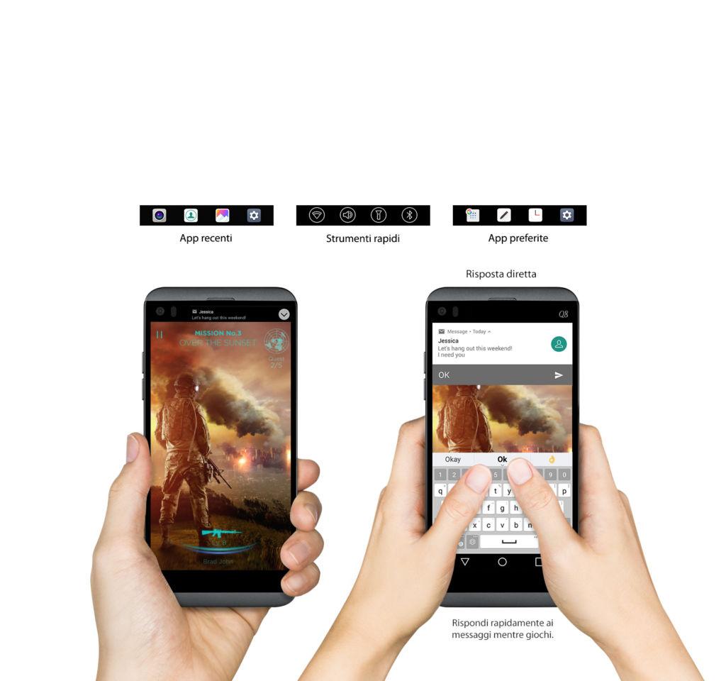 LG Q8: un V20 compacto y resistente al agua - q6-pantalla