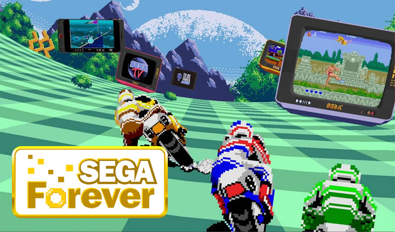 SEGA Forever: Juegos para celular de SEGA, gratis cada mes - sega-forever-juegos-gratis-celular