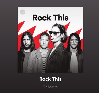 Spotify revela el Top 20 de los rockeros más populares y en el Día Internacional del Rock - spotify-revela-el-top-20-de-los-rockeros