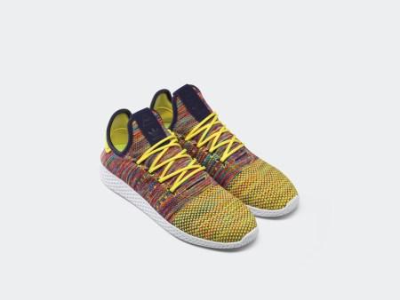 adidas Originals presenta Tennis Hu Part II: reimaginados por Pharrell Williams - tennis-hu-de-adidas-originas-por-pharrell-williams-1