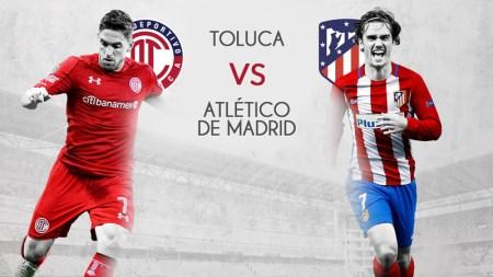 Toluca vs Atlético de Madrid, Partido Centenario   Resultado: 0-0