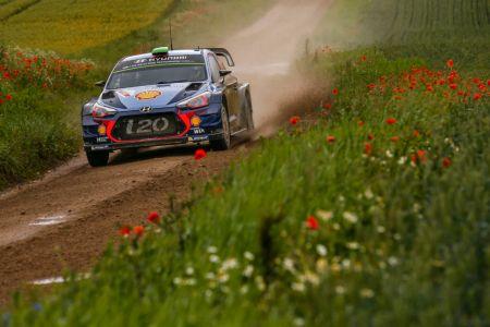 Hyundai Motorsport celebra su sexto World Rally Championship victorioso