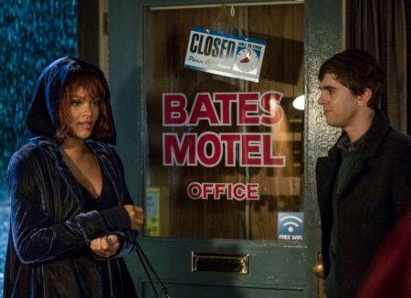 Rhianna interpreta a Marion Crane en la quinta temporada de «Bates Motel»