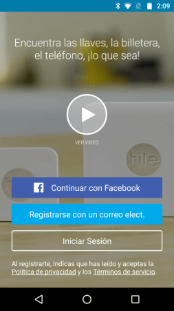 Tile: Rastreador Bluetooth de objetos [Reseña] - app_tile_1