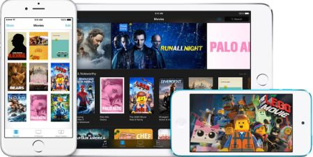 Apple buscará ofrecer películas en 4K a 20 dólares