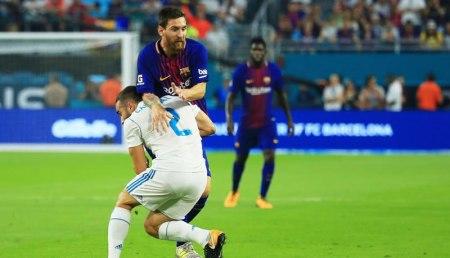 Barcelona vs Real Madrid, Ida de Supercopa de España 2017 | Resultado: 1-3