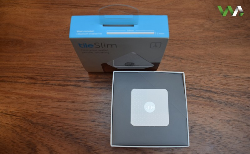 caja tile slim 800x491 Tile: Rastreador Bluetooth de objetos [Reseña]