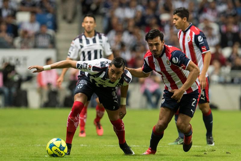 Chivas vs Monterrey: Horario y canal para verlo; Jornada 4 Apertura 2017 - chivas-vs-monterrey-horario-jornada-4-apertura-2017