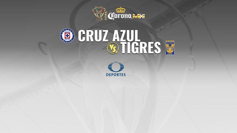 Cruz Azul vs Tigres, J5 de Copa MX A2017 | Resultado: 2-1 - cruz-azul-vs-tigres-j5-copa-mx-apertura-2017-internet